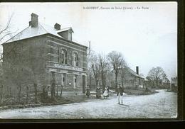 SAINT GOBERT LA POSTE - France