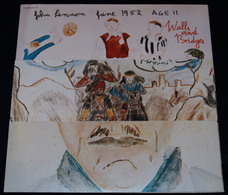 "JOHN LENNON - ""WALLS And BRIDGES"" – LP – 1974 – 1C 064-05 733 – Apple Records/EMI/ELECTROLA - Rock"