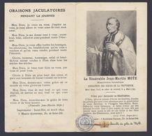 RELIQUIA RELIC RELIQUARY RELIKWIE 1892 LE VENERABLE JEAN-MARTIN MOYE MISSIONNAIRE APOSTOLIQUE FONDATEUR DES SOEURS DE LA - Religion & Esotérisme