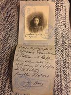 1948 Documento Di Riconoscimento Su Carta Semplice Giampilieri Messina Rarità - Timbro Podestà In Epoca Repubblicana - Cachets Généralité
