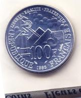 100 Francs Emile Zola 1985 - Frankreich