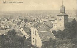 6 ANDENNE : Panorama - RARE CPA - Cachet De La Poste 1922 - Andenne