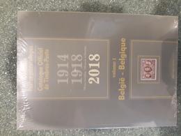 Belgische Catalogus 2018 NIEUW !!! Normale Prijs 33 Euro - Belgique