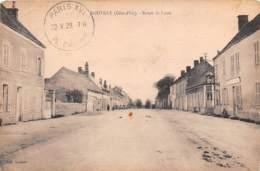 ROUVRAY Route De LYON 9(scan Recto-verso) MA224 - France