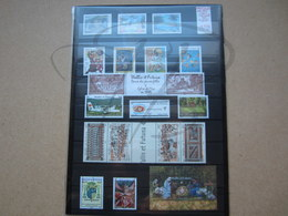 VEND BEAUX TIMBRES DE WALLIS ET FUTUNA , ANNEE 2006 + BLOC + CARNETS , XX !!! (b) - Wallis And Futuna