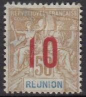 N° 78 - O - - Réunion (1852-1975)