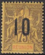 N° 79 - Neuf Sans Gomme - - Réunion (1852-1975)