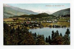 - CPA SEEBODEN Am Millstätter See (Autriche) - Verlag Klagenfurt 642 - - Autriche