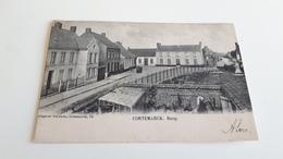 *CORTEMARK  Burg Oblitéré En 1904 - Kortemark