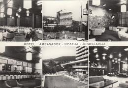 Opatija - Hotel Ambasador 1968 - Kroatien