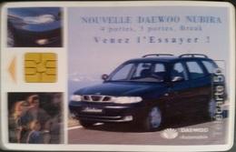 Telefonkarte Frankreich - Werbung - Auto , Car -  09/97 - 50 Units - Frankreich