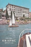 Opatija - Hotel Kristal - Kroatien