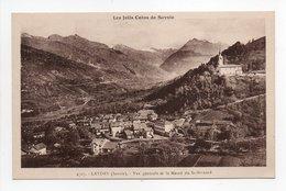 - CPA LANDRY (73) - Vue Générale Et Le Massif Du St-Bernard - Edition Les Jolis Coins De Savoie 4707 - - Autres Communes