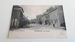 *CORTEMARK Statiestraat  Oblitéré En 1904 - Kortemark