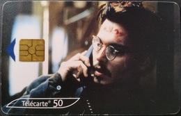 Telefonkarte Frankreich - Kino,Movie,Film - Die Neun Pforten - 50 Units - 11/00 - Frankreich