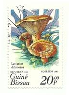 1985 - Guinea Bissau 347 Funghi - Funghi