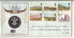 G.B. / Coin Covers / Wales - Non Classés