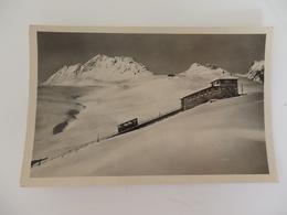 St Moritz Corvigliabahn. - Suisse