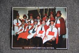"""SAINT PONS DE THOMIERES : """" LOS BONHETAIRES DAL SOUMAL """" - - Saint-Pons-de-Thomières"""