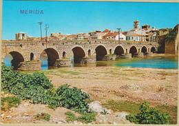 Mérida - Cpm / Puente Romano. - Mérida