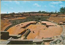 Mérida - Cpm / Anfiteatro Romano. - Mérida