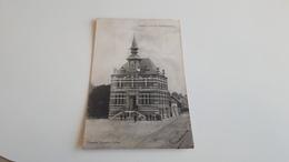 *CALLOO  Nieuw Gemeentehuis Anmée  Oblitéré En 1912 - Beveren-Waas