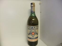 RICARD Botella Llena De Un Litro - Andere Verzamelingen
