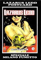 [MD2737] CPM - FUMETTI - LAZARUS LEDD - ILL. ALESSANDRO BOCCI - NV - Fumetti