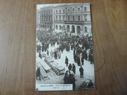 CPA 2 - Carte Postale Ancienne Publicitaire - Chalon Sur Saone - Foire Des Sauvagines 1912 - Chalon Sur Saone