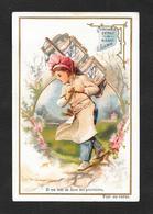 Chromo Liebig Franc S299  E-il Est Bon De Faire..  1891 - Liebig