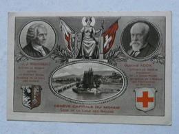 CPA 2 - Carte Postale Ancienne - Suisse - Siège Ligue Des Nations Genève - GE Genf