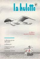 LA HULOTTE DES ARDENNES N° 67 / HIRONDELLE - HERON - Animaux