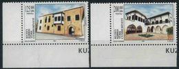 2001 Cipro Del Nord, Edifici Ristrutturati, Tutte Serie Complete Nuove (**) - Nuovi