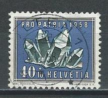 SBK B90, Mi 661 Stempel Olten 1 - Used Stamps