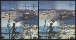 2004 Cipro Del Nord, Europa CEPT, Serie Completa Nuova (**) - Nuovi