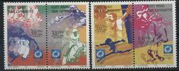 2004 Cipro Del Nord, Giochi Olimpici Di Atene, Serie Completa Nuova (**) - Nuovi