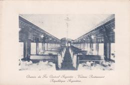 CPA Souvenir Du Museo Social Argentino à L'Expo Internationale De Gand 1913 - Chemin De Fer Central Argentin - Expositions