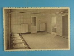 Frameries Clinique Chirurgicale De N.D Vue Intérieure De La Salle Des Bains - Frameries