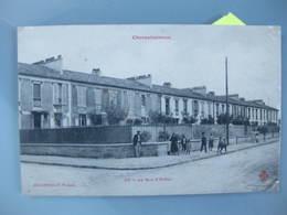 CPA Carte Postale Ancienne Maisons-alfort (seine), Charentonneau La Rue D'enfer - Maisons Alfort