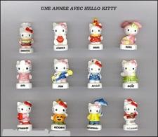 Série Complète - Une Année Avec Hello Kitty - Autres