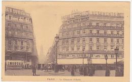 75 - PARIS - La Chaussée D'Antin / GRANDS MAGASINS AUX GALERIES LAFAYETTE / 1927 - Winkels