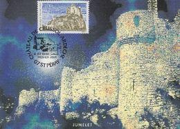 FRANCE 1998 : Carte Maximum  Chateau De CRUSSOL SAINT PERAY - 1990-99