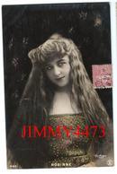 CPA - Gabrielle ROBINNE Comédienne En 1906 - Illust. Reutlinger N° 1465 - Scans Recto-Verso - Théâtre