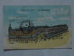 CPA 2 - Carte Postale Ancienne - Paris La Samaritaine - Frankreich