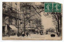 PARIS 20° --Rue Des Pyrénées à La Poste (animée,tramway )........à Saisir - Arrondissement: 20