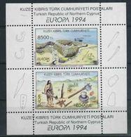 1994 Cipro Del Nord, Europa CEPT, Serie Completa Nuova (**) - Nuovi