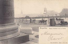 BRUXELLES-VILLE. Environ 70 Cartes Postales, De Nombreu - Belgio