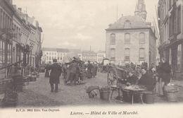LIERRE. 21 Cartes Postales, Dont 19 Avant 1914. - Belgio
