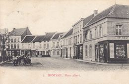 MONTAIGU. Ensemble 29 Cartes Postales, Dont 25 Avant 19 - Belgio
