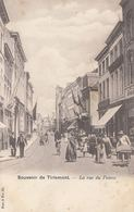 TIRLEMONT. 16 Cartes Postales Avant 1914 (rousseurs épa - Belgio